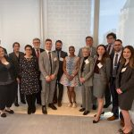 Pictured here are the members of the Hofstra Law Review Alumni Advisory Board at the inaugural meeting on Thursday, March 28, 2019 at Morrison & Foerster LLP in Manhattan